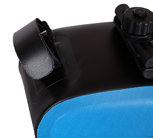 Cycling Accessories Storage Saddle Bag -Blue