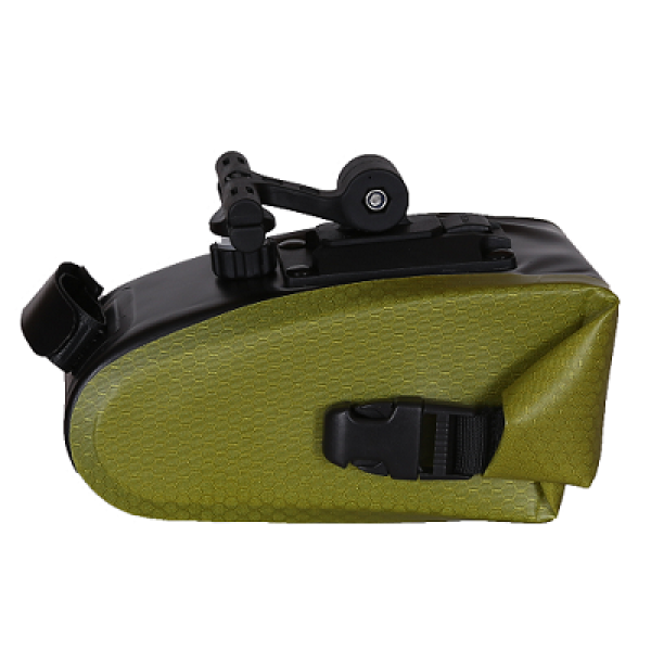 Cycling Wedge Pack for Mountain Road-Light Green