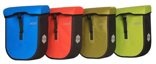 Custom Logo Large Capacity Multi-functional Bike Bag Pannier Bag