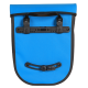 Waterproof Single Bike Pannier Bag Bicycle Rear Seat Trunk Pack Blue