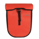 Bicycle Pannier Bag Bike Commuting and Travel Bag Red