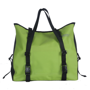 Durable Bike Trunk Bag Deep Green