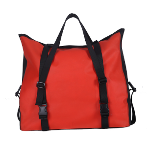 Water-resistant Bicyle Storage Bag Red