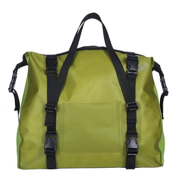 Multi-functional Bicycle Storage Bag Trunk Bag Light Green