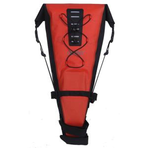 Water-resistant Bike Storage Bag Red