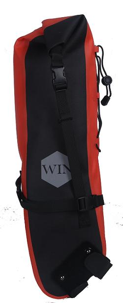Water-resistant Travel Bike Seatpack Bag