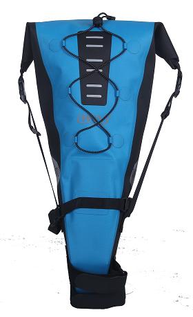 Welded Seamless Bag Bicycle Tail Bag Custom Logo