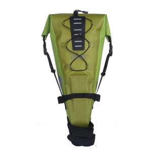 Waterproof Bicycle Seatpack Bag - Light Green