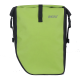 Bicycle Pannier Bag with Mounting System - Deep Green