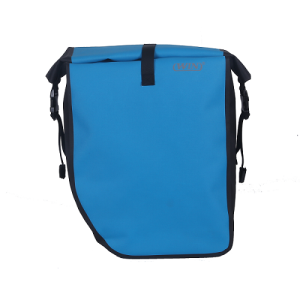 Large Capacity Bicycle Pannier Bag - Blue