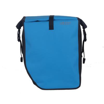 大容量自行车驮包-蓝色