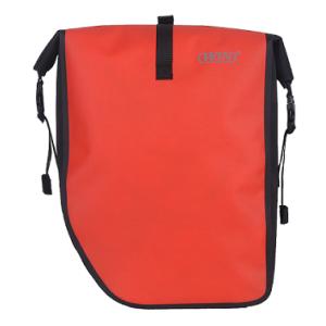 Wholesale Waterproof Bicycle Bag Red