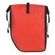 Custom Logo Light Weight Waterproof Bicycle Rear Seat Bag Bike Bag