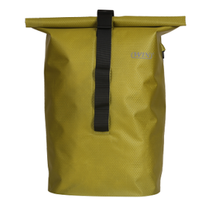 Large Pannier Waterproof Bicycle Bag - Light Green