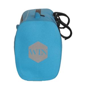 Waterproof Bike Storage Bag With Reflective Logo Front Handlebar Bag