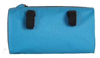 Waterproof Bike Storage Front Handlebar Bag-S - Blue