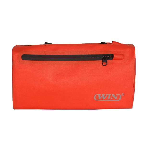 Bike Handlebar Bag Bike Bag Front Storage Bag-S - Red