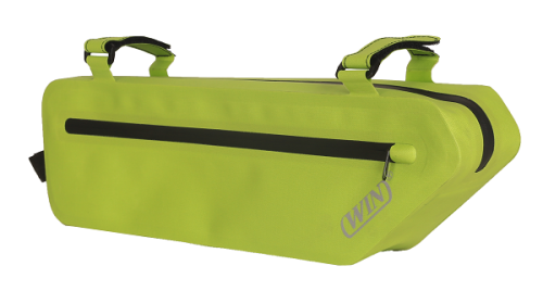 Waterproof Multi-functional Frame Bag - Deep Green
