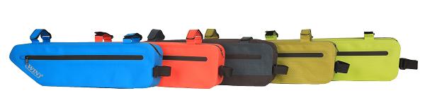 Wholesale Custom Cycling Bag Waterproof Multi-functional Frame Bag