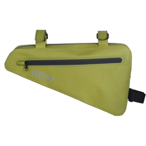 Welded Seamless Bike Storage Bag- Light Green