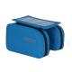 防水自行车框架包手机袋-蓝色
