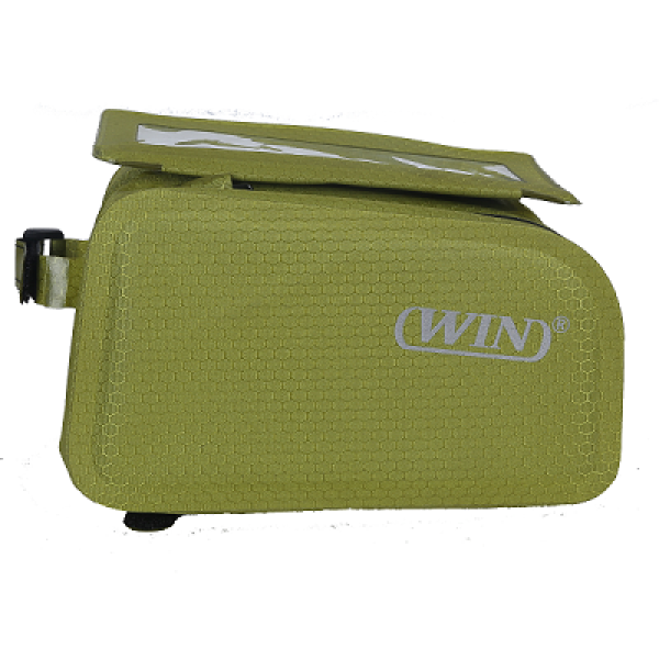Bike Phone Bag Cycling Accessories Pouch for Mountain Road Bike - Light Green