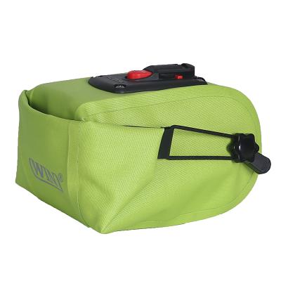 多功能自行车包-S-深绿色