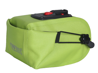 Custom Waterproof Cycling Seat Bag Bicycle Pouch Bags