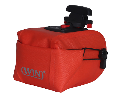 Waterproof Bike Saddle Bag Bicycle Under Seat Pouch Bag