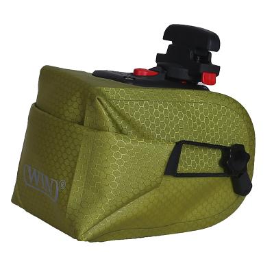 Waterproof Saddle Bag Mounting System Custom Bicycle Bag
