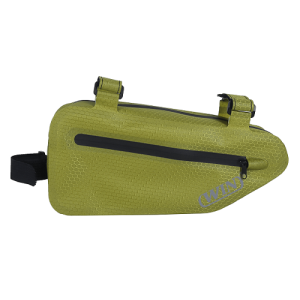 Multi-functional Bicycle Frame Bag - Light Green