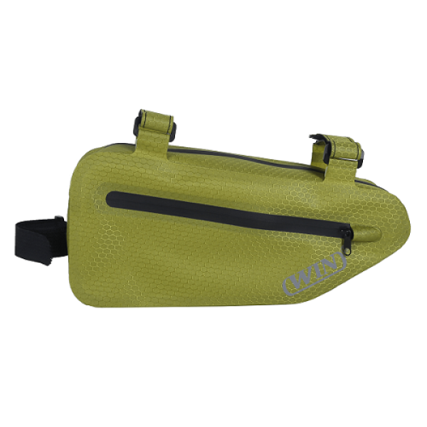 Waterproof Bike Frame Bag for Cycling Accessories - Light Green