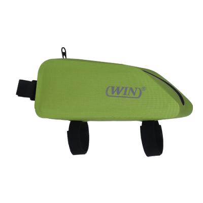 多功能防水自行车包-深绿色