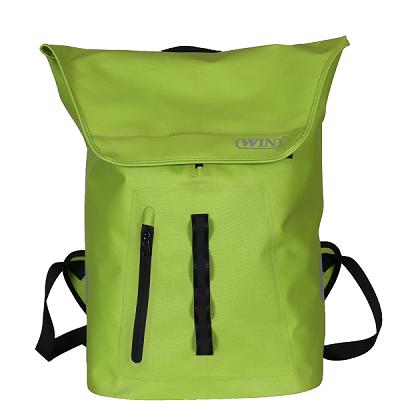 防水自行车背包-深绿色