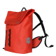 Durable Laptop Backpack Waterproof Outdoor Bag - Red