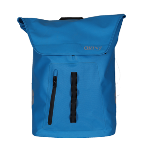 Waterproof Backpack with Easy Access Front-Zippered Pocket