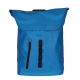 Waterproof Backpack with Easy Access Front-Zippered Pocket - Blue
