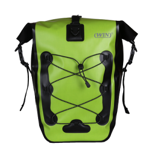 Multi-functional Cycling Pannier Bag - Deep Green