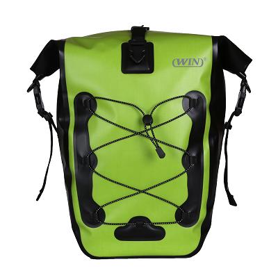 Custom Wholesale Bicycle Pannier Bag Waterproof Bike Bag