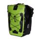 Bicycle Pannier Bag Waterproof Bike Bag - Deep Green