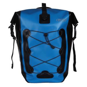 Welded Seamless Bicycle Storage Bag - Blue