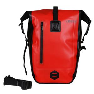 Durable Bicycle Storage Bag - Red