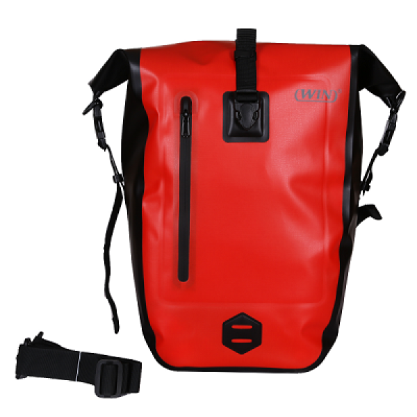 Waterproof Pannier Pack Custom Reflective Logo Pannier Bag