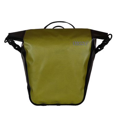 Waterproof Pannier Bag for Cycling Bicycling Traveling Riding