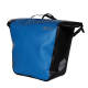 Bicycle Pannier Bag Waterproof Bike Bag-Blue