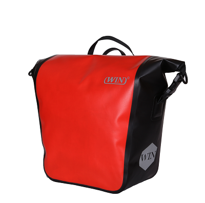 Waterproof Bike Bag Pannier Bag Cycling Rear Bag