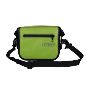 Bike Bag Commuter Shoulder Sling Messenger Bag Deep Green