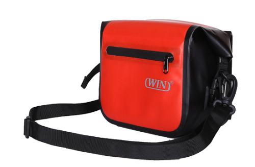 Light Weight Bag Shoulder Straps Bike Large Capacity Cycling Travel Bag