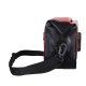 Lightweight Bag with Shoulder Straps for Road Mountain Bike Cycling Travel-Red