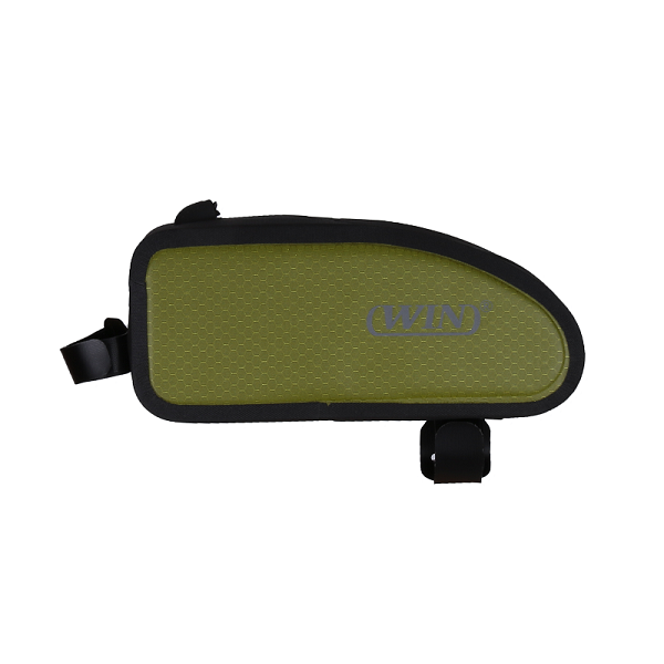 Top Tube Bag Bike Accessories Pouch- Light Green